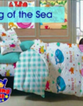 Sprei Song Of The Sea | Sprei Anak