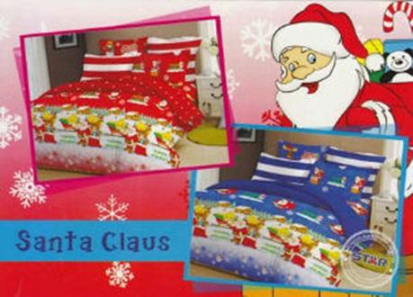 Sprei anak Santa Clause