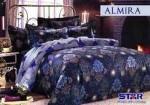 Sprei Star Almira | Pusat Grosir sprei murah