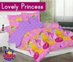 Sprei Star Lovely Princess | Grosir Sprei Murah | Bedcover murah