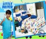 Sprei Star Little Driver| Toko grosir sprei online | sprei anak