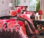 Sprei Star Red Beauty dengan kemewahan Rona Merah Bunga Mawar
