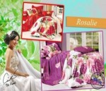 Sprei Star Rosallie | Star Collection | Jual Bed Cover