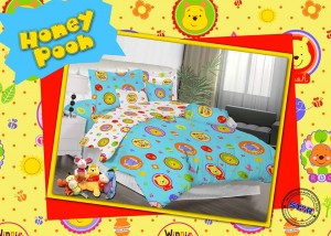 Sprei Star collection Honey Pooh