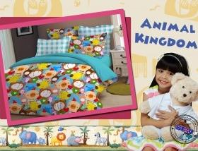 Sprei Animal Kingdom | sprei anak