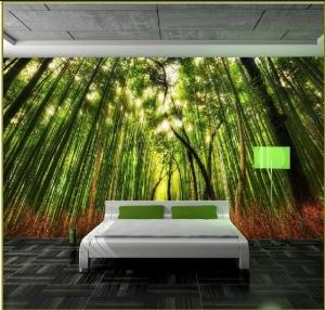 Grosir Sprei Star Rainbow Bamboo sunny 1