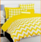 Sprei Star Collection motif Retro Lemon bahan katun cvc