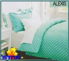 Harga Sprei Star Dottie Alexis-1