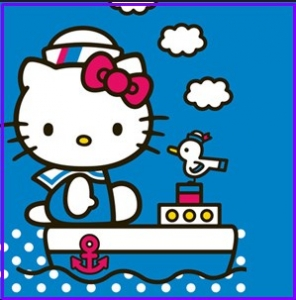 Produk Hello Kitty Sailor-1
