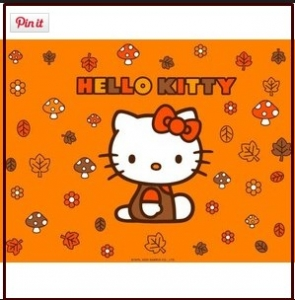 Sprei Hello Kitty murah-1