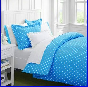 Sprei Star Collection Dottie Sky Blue