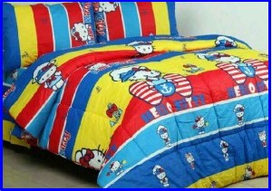 Sprei Star Collection Hello Kitty Sailor