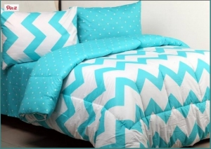 Sprei Star Collection Retro Dottie-1