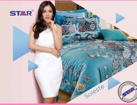 Sprei Star Collection Soleste