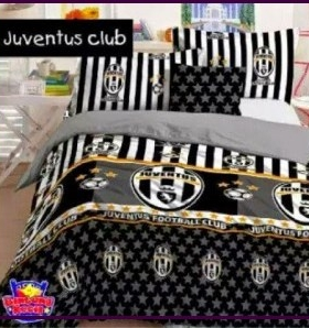 Sprei Star Juventus Club