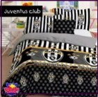 Grosir Sprei Star motif klub bola Juventus dengan harga murah dan kualitas terpercaya