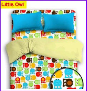 Grosir Sprei Star Little Owl