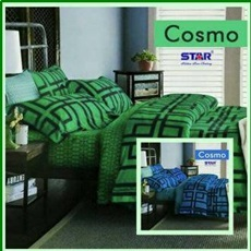 Harga Sprei Star Collection Cosmo -1