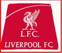 Sprei Motif Bola Liverpool Club-1