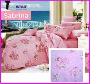 Sprei Star Cipadu Sabrina - 1