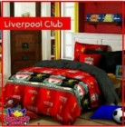 Sprei Star Collection Liverpool club dengan tampilan warna yang lebih memukau penggemarnya