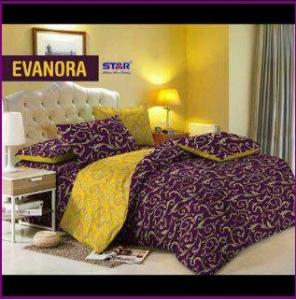 Sprei Star Terbaru Evanora-1