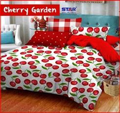 Sprei Star terbaru Cherry Garden-1