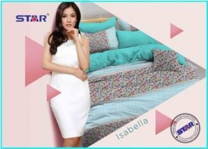 Grosir Sprei Dan Bed Cover Star Isabella-1 Harga Murah