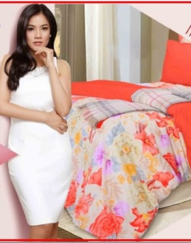 Sprei Bed Cover Star Murah Online Iridissa
