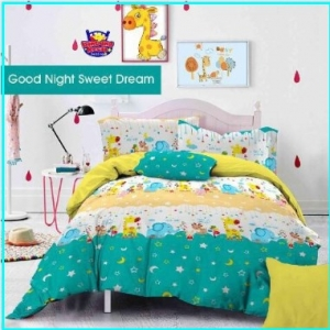 Sprei Dan Bed Cover Good Night Sweet Dream-1 Murah online
