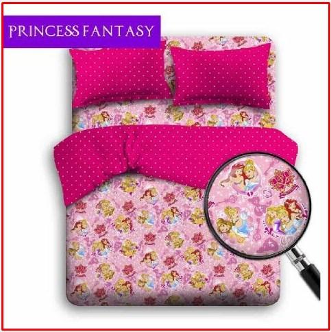 Sprei Star Murah Online Trendy Princess Fantasy