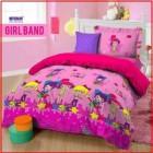 Bed Cover Motif Anak cantik Murah
