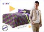 Grosir Sprei Berikut Bed Cover Star Murah