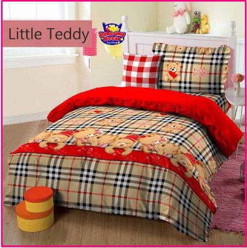 Jual Sprei Star Little Teddy Model Terbaru Murah
