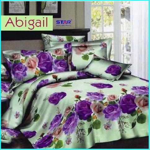 Sprei Star Abigail Terbaru Murah