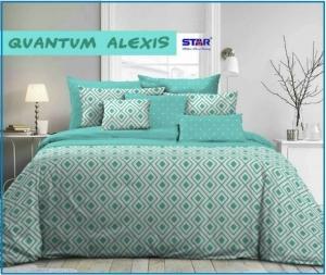 Bed Cover Star Murah Quantum Alexis