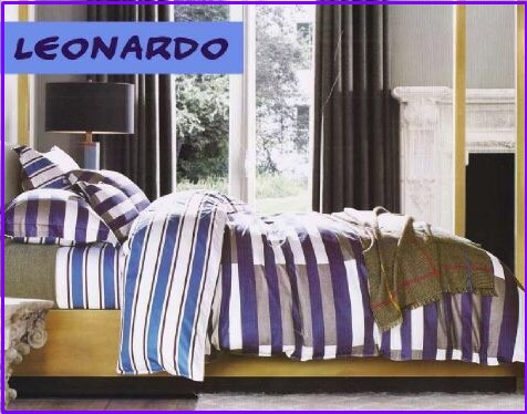 Sprei Star Collection Dewasa Trendy Leonardo