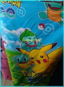 Sprei Star Pokemon Go