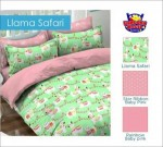 Jual Sprei Anak Murah Model Binatang Safari