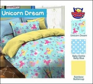Sprei Star Collection Unicorn Dream untuk Anak Murah