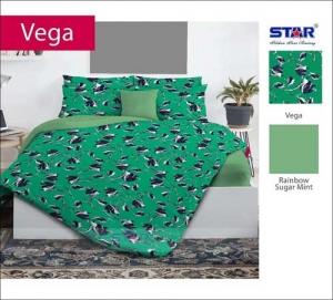Grosir Sprei Star Vega Berikut Bedcover Murah Online