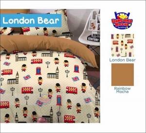Jual Sprei Murah Motif Anak London Bear