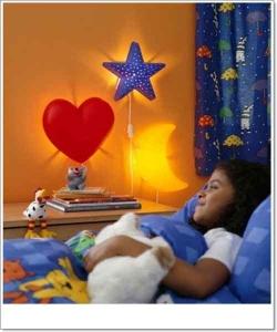 Lampu Redup Kamar Tidur Anak