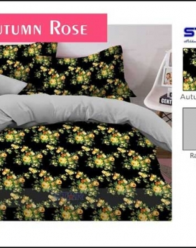 Jual Sprei Star Murah Cantik Autumn Rose