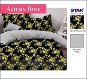 Jual Sprei Star Murah Cantik Autumn Rose