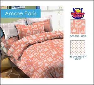 Jual Sprei Murah Tanah Abang Star Amore Paris Berkualitas