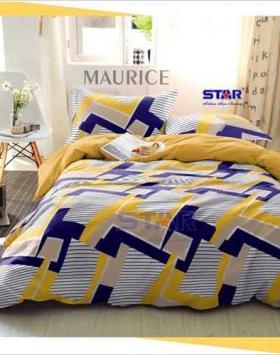 Sprei Star Cantik Terbaru Cipadu Maurice warna Kuning