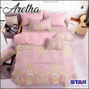 Bedcover Murah motif Batik Untuk dewasa Star Aretha_2