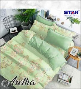 Bedcover Murah motif Batik untuk Dewasa Star Aretha_3